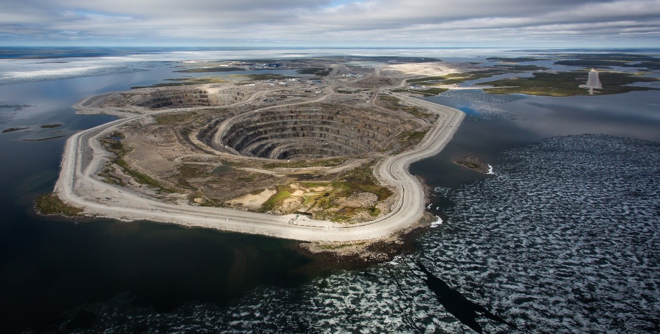 30 Years of Diamonds in YK - Diavik Mine