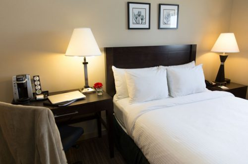 Capital Suites Yellowknife Standard Room