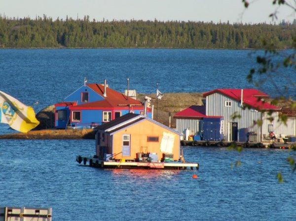 TA- Boat tour