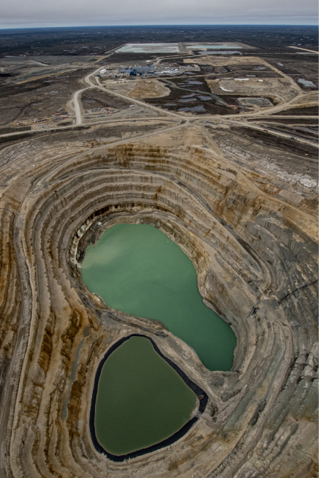 Victor Mine Ontario